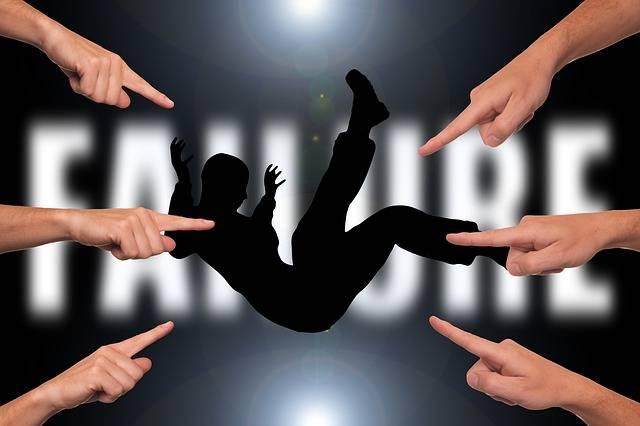 Loser Failure Finger - Free photo on Pixabay (368746)