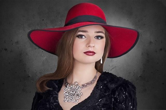 Woman Jewelry Hat - Free photo on Pixabay (369122)