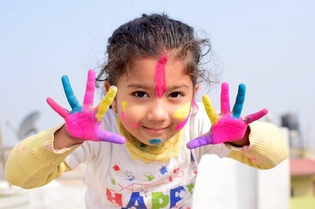 Child Colors Nepal - Free photo on Pixabay (369143)