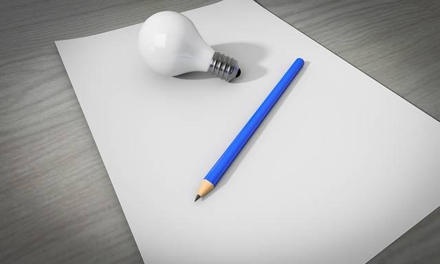Idea Empty Paper - Free image on Pixabay (370156)