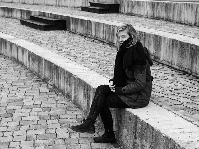Woman Sorry Depression - Free photo on Pixabay (370272)