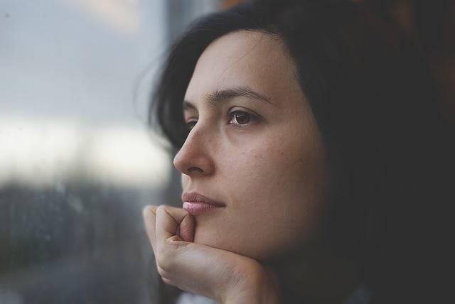 Woman Thoughtful Pensive - Free photo on Pixabay (370278)
