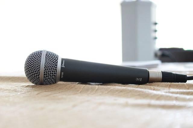 Microphone Sound Studio Recording - Free photo on Pixabay (370412)