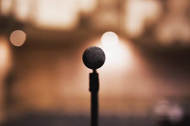 Audio Concert Mic - Free photo on Pixabay (370425)