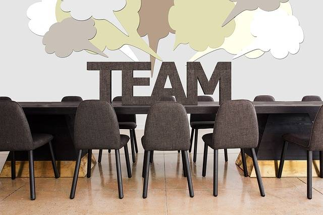 Conference Team Office Dining - Free image on Pixabay (370601)