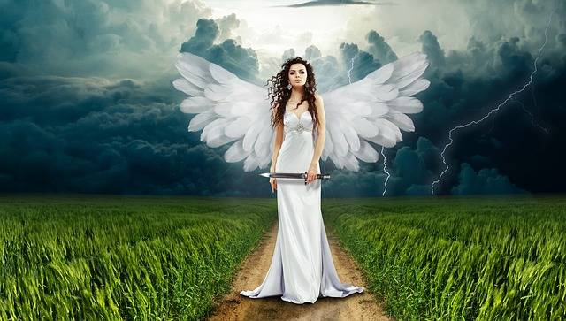 Angel Nature Clouds - Free photo on Pixabay (370684)