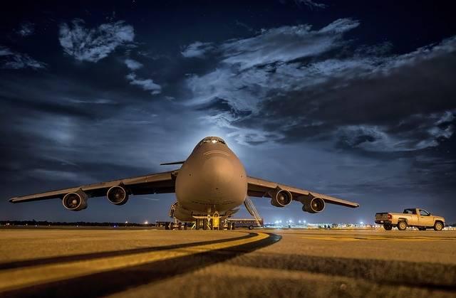Plane Aircraft Jet - Free photo on Pixabay (371284)