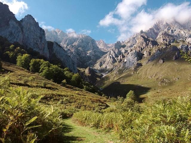 Landscape Mountains Nature Rocky - Free photo on Pixabay (371746)