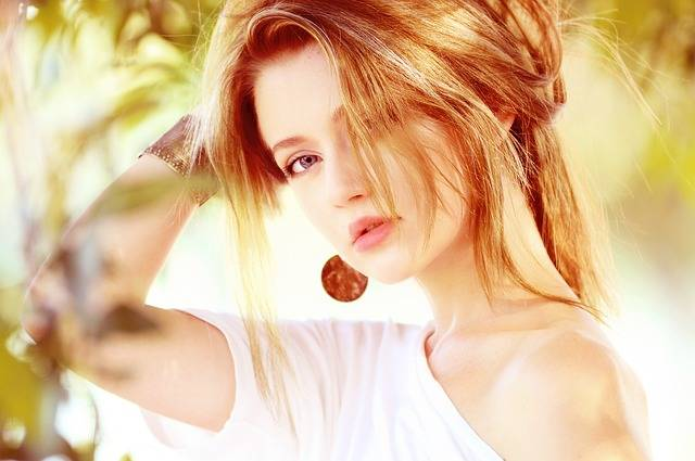 Portrait Woman Girl - Free photo on Pixabay (371958)