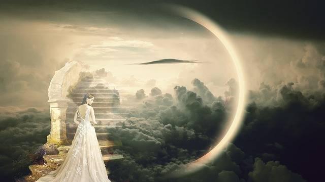 Dreams Heaven Stairs Fantasy - Free photo on Pixabay (372142)