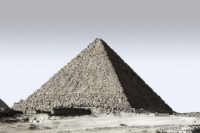 Pyramid Egypt Pharaonic - Free photo on Pixabay (372397)