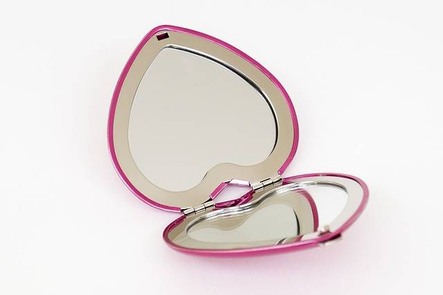 Mirror Pocket Heart - Free photo on Pixabay (372633)