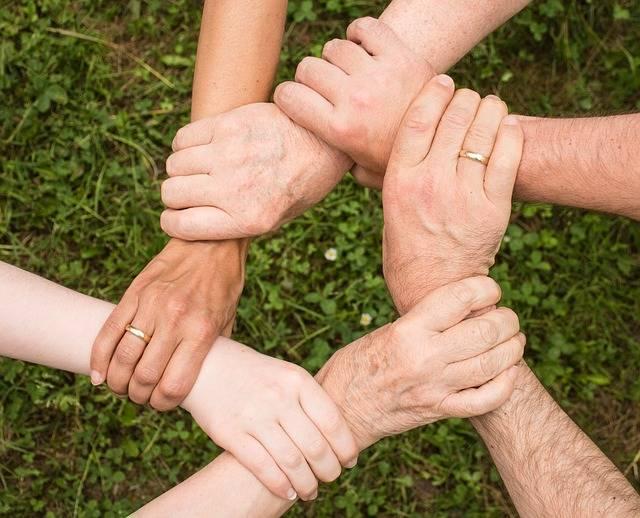 Team Spirit Cohesion Together - Free photo on Pixabay (372919)