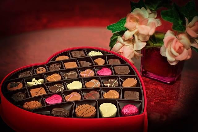 Valentine'S Day Chocolates Candy - Free photo on Pixabay (372949)