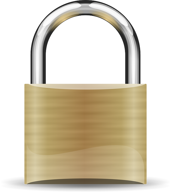 Padlock Security Lock - Free vector graphic on Pixabay (372965)
