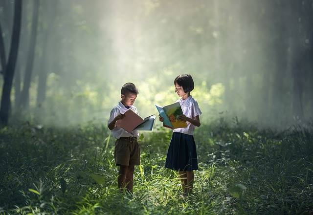 Book Asia Children - Free photo on Pixabay (373281)