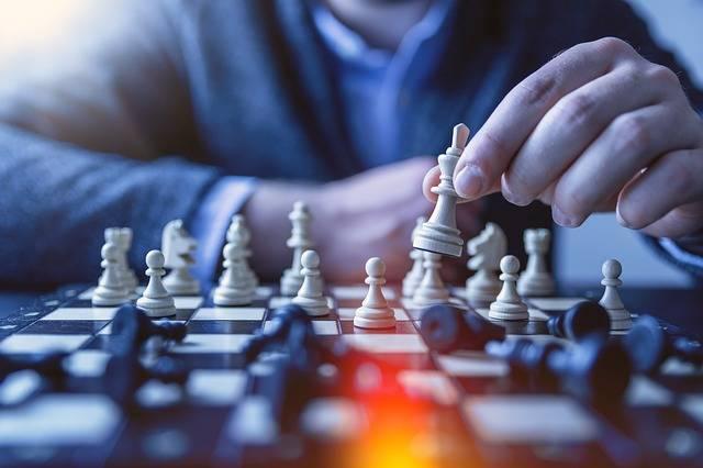 Chess Pawn Gameplan - Free photo on Pixabay (373350)