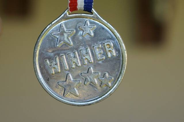 Winner Medal Gold - Free photo on Pixabay (373356)