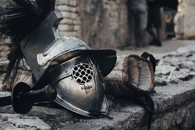 Gladiator Warrior Gear - Free photo on Pixabay (373498)