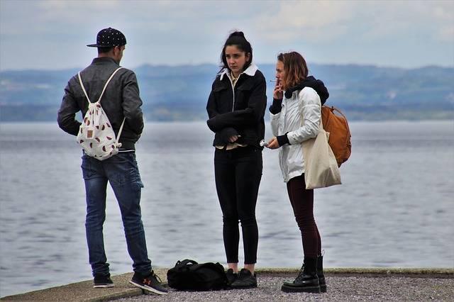 Lake Cigarette Youth - Free photo on Pixabay (373792)