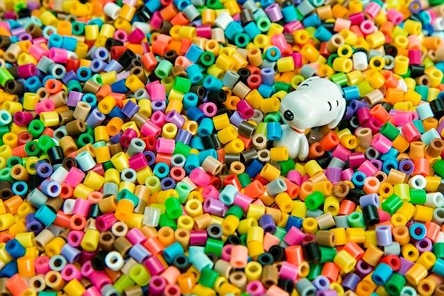 Colorful Beads Snoopy - Free photo on Pixabay (374516)