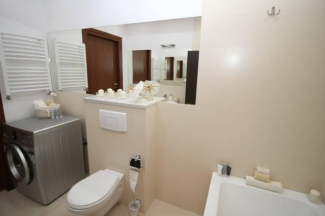 Bathroom Bath Wc - Free photo on Pixabay (374768)