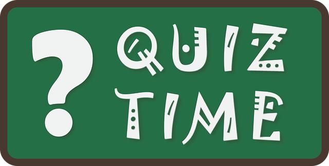 Quiz Time - Free vector graphic on Pixabay (374804)