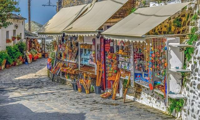 Marketplace Shops Souvenir - Free photo on Pixabay (375089)