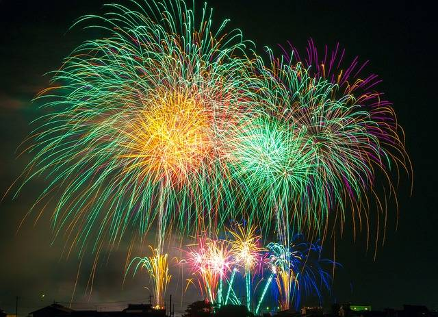 Fireworks Light Festival - Free photo on Pixabay (375141)