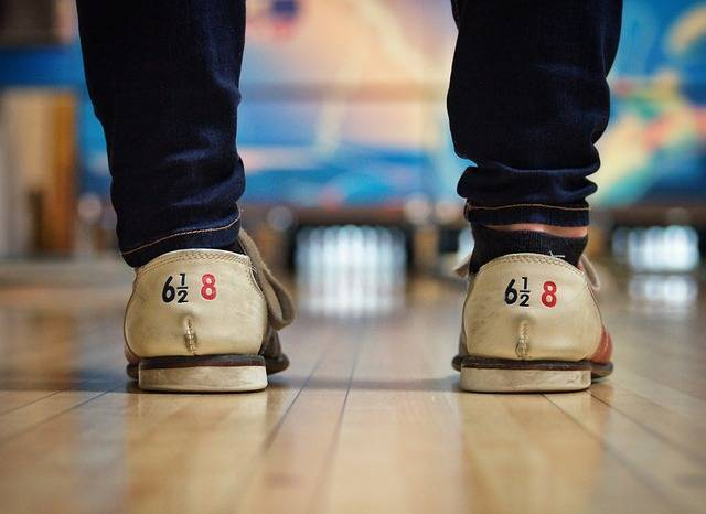 Bowling Alley Shoes Lane - Free photo on Pixabay (375156)