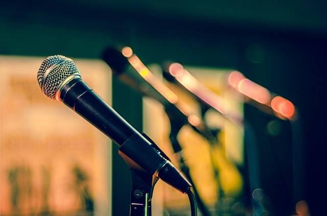 Mic Microphone Sound Check - Free photo on Pixabay (375162)