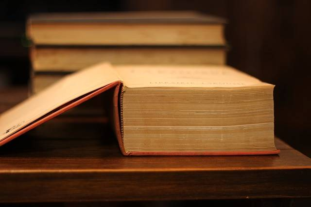 Books Dictionary French - Free photo on Pixabay (375287)