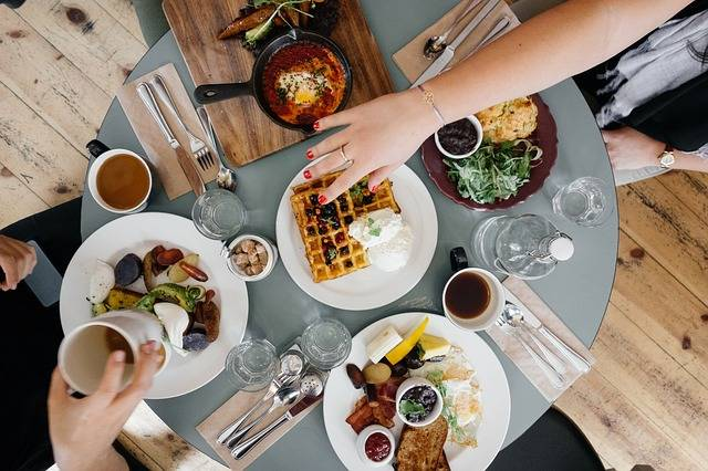Breakfast Food Eating - Free photo on Pixabay (376006)