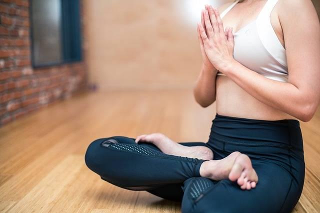 Yoga Exercise Fitness - Free photo on Pixabay (376007)