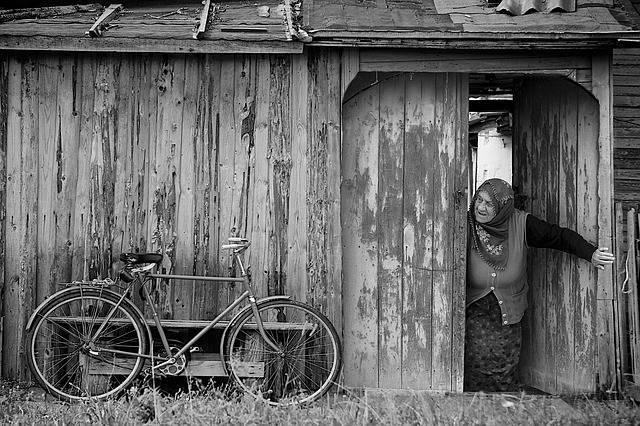 Old Barn Bike Wooden - Free photo on Pixabay (376368)