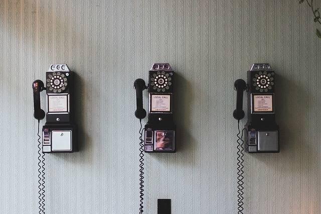 Rotary Telephones Cords - Free photo on Pixabay (376530)