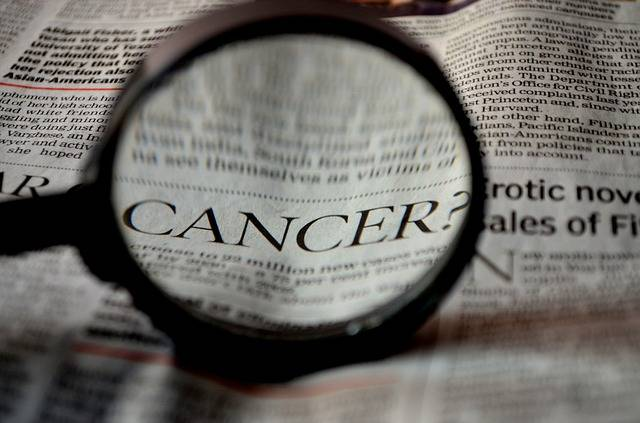 Cancer Newspaper Word - Free photo on Pixabay (376984)