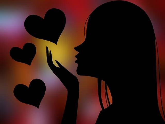 Woman Girl Heart - Free image on Pixabay (378899)