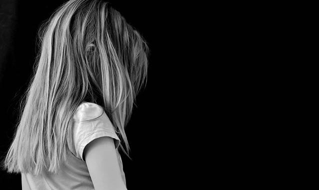 Girl Sad Desperate - Free photo on Pixabay (378904)