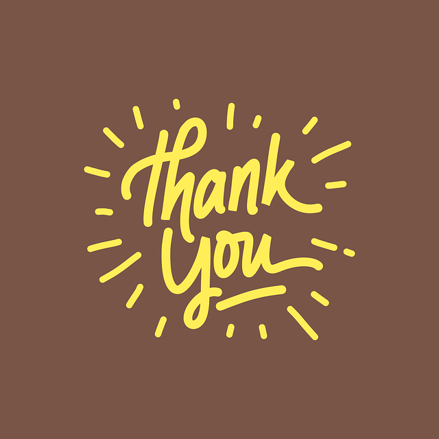 Thank Card Text - Free vector graphic on Pixabay (378941)