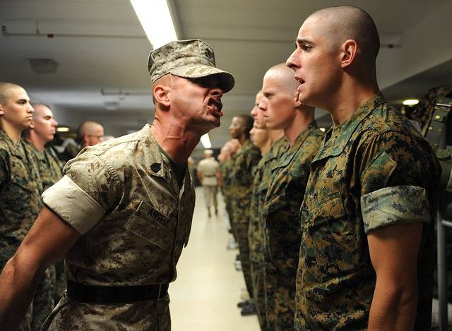 Military Drill Instructor - Free photo on Pixabay (379129)