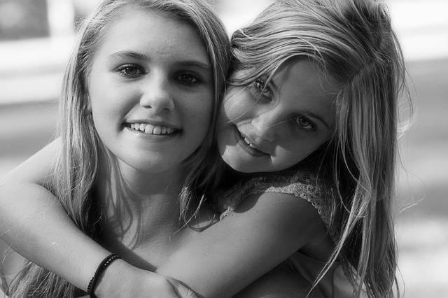 Best Friends Girls Friendship - Free photo on Pixabay (379199)