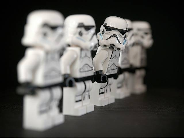 Stormtrooper Star Wars Lego - Free photo on Pixabay (379401)