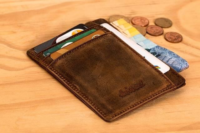 Wallet Credit Card Cash - Free photo on Pixabay (379909)