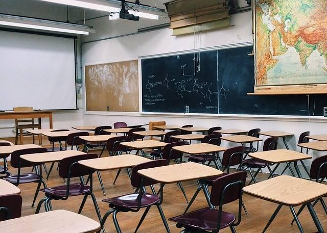 Classroom School Education - Free photo on Pixabay (381073)