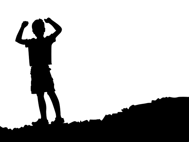 Child Overcoming Victory - Free image on Pixabay (381943)