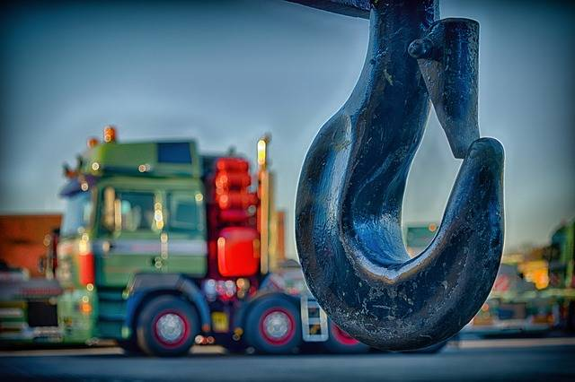 Hook Crane Close Up - Free photo on Pixabay (381952)