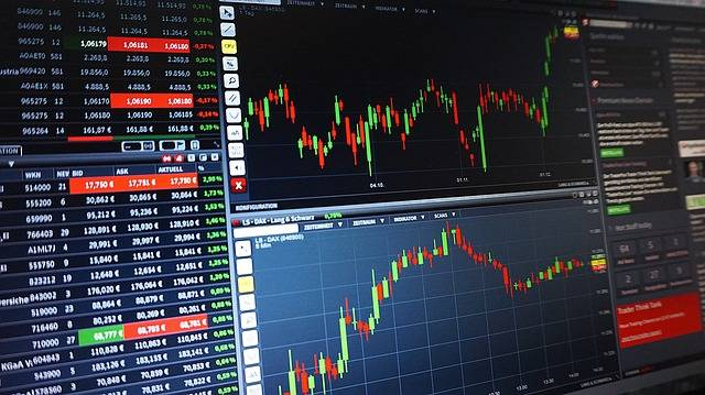 Chart Trading Courses - Free photo on Pixabay (382055)