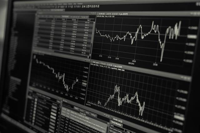 Stock Trading Monitor - Free photo on Pixabay (382176)