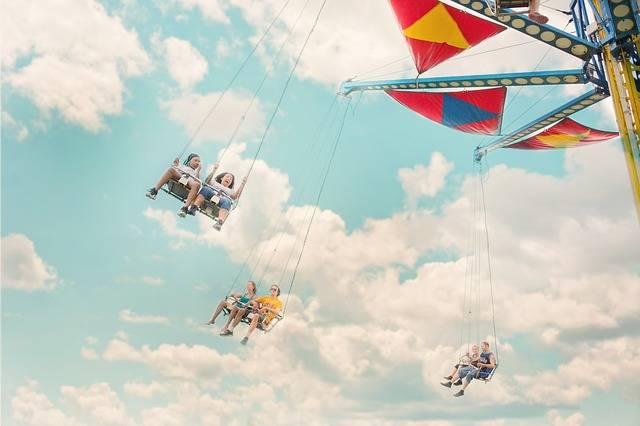 Amusement Carousel Park - Free photo on Pixabay (382242)